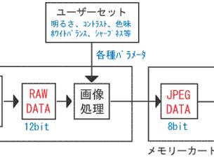 「JPEG&RAW」違い