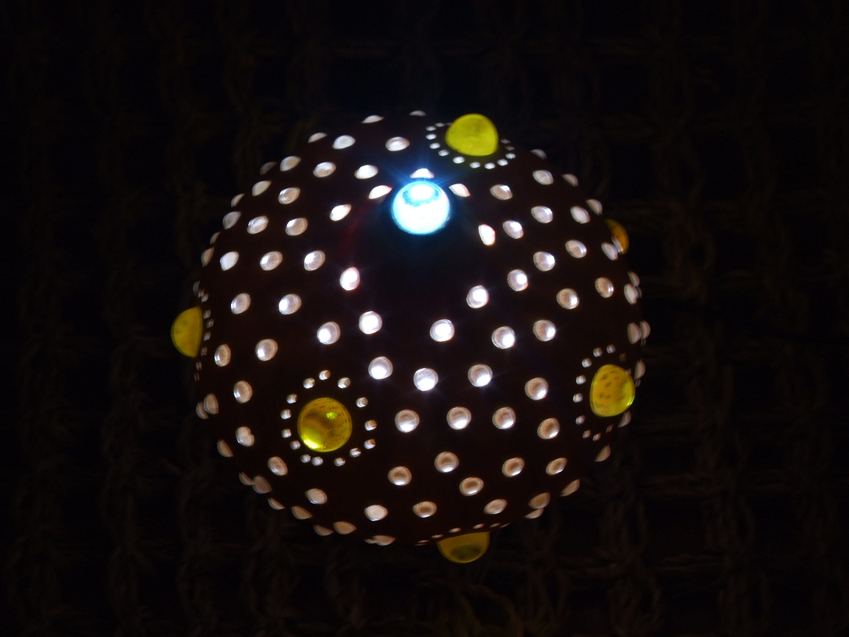 瓢箪ランプの紹介