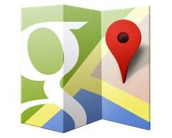 iPhone版Googleマップが好評